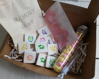 For Yuki Kids Wedding Favour Play Box Memory Cards
