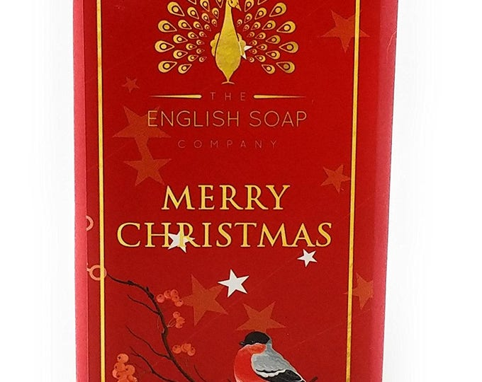 Merry Christmas Pure Indulgence Soaps Bath Soap-200g