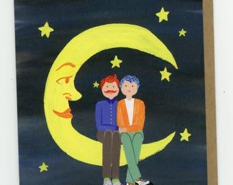 Paper Moon - Boy/Boy