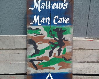 Man Cave Sign,Game Room Sign,Football Logo,Sports Logo,Football Den Sign,Football Man Cave Sign,Dad Gift Sign,Grampa Gift Sign,Women Cave