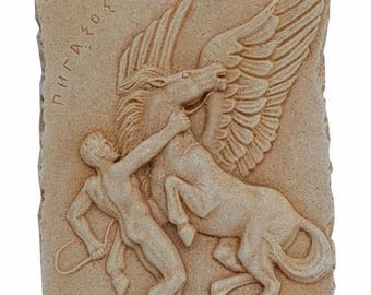 For Sale Pegasus Taming by Bellerophontes