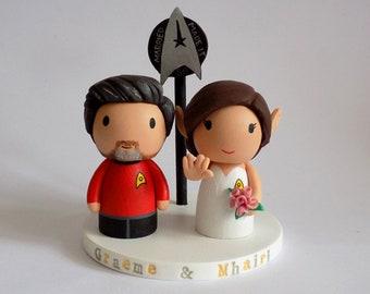 Star Trek Wedding Etsy