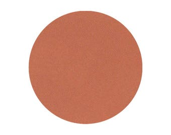 Sunset, 26 mm Pressed Matte Eyeshadow, Red Orange Matte Eyeshadow, Mineral Eyeshadow