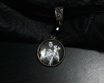 Peter Steele - Type O Negative Tribute Pendant Choker