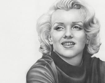 Custom Pencil Portraits, Hand Drawn Portrait, Custom Drawing, Drawing with Pencil, Drawing from Photo, Custom Portrait, Valentines Day