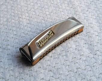 Kharkiv - Vintage Soviet harmonica (#4)