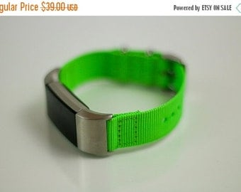 ON SALE Fitbit Charge 2 Nylon Sport Band w/clips