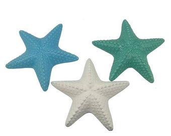 Ceramic Starfish Wall/Table Decor  (EA)