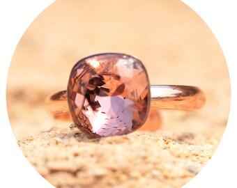 blush rose artjany ring
