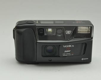 Yashica T3 Super Point and Shoot Camera