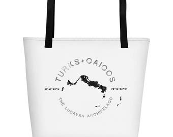 Turks and Caicos Beach Bag