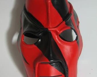Leather Kane Mask Replica 2000-2002 Version 1 Halloween