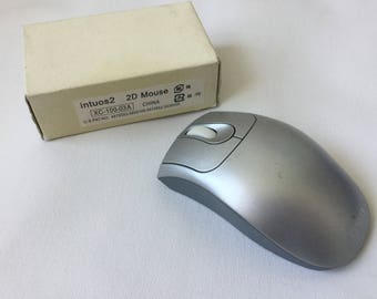 2D Mouse for Intuos2 platinum edition Wacom tablet XC-100