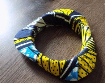 Original shape bracelet wax fabric.