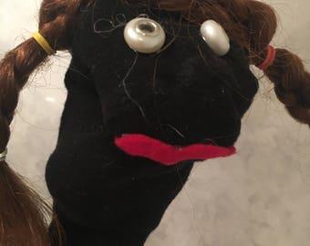 Sock puppet diy