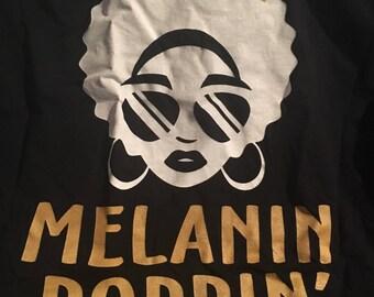 Melanin Poppin;