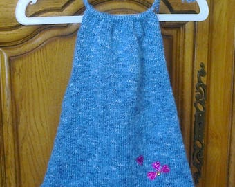 Little blue sundress 2 years