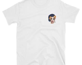 Bianca Del Rio Pocket Short-Sleeve Unisex T-Shirt
