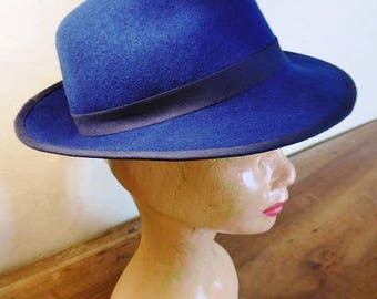 "felt hats type ""Fedora"" colors available"