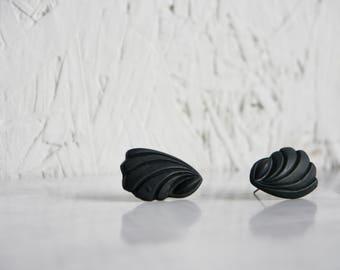 TROPIC_AnA earrings, comtemporany earrings. resin.  art deco earrings. tropical earrings