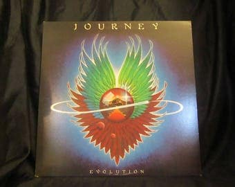 Journey Evolution Columbia FC 35797 Steve Perry