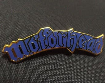 motorhead !! Vintage 80s brooch, crazy. Beautiful, for real collectors.
