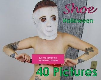 Shoe - Halloween - (Mature, Contains Nudity) - 40 Pictures