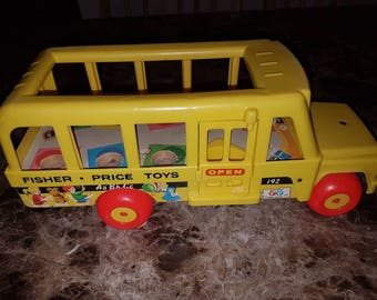 Fisher price bus #192