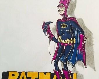"""Art Shirt """"Batman"""""""