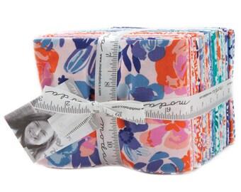 Moda VOYAGE 38 Fat Quarter Bundle 27280AB Quilt Fabric By Kate Spain