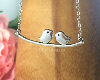 Birds Anklet - Bird Jewelry - Birds Ankle Bracelet - Foot Bracelet - Ankle Chain - Summer Jewelry - Dainty Chain - Silver - Gold - Gift Idea