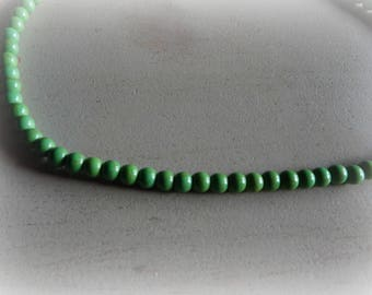 20 round beads howlite ver light effect Crackle 8 mm