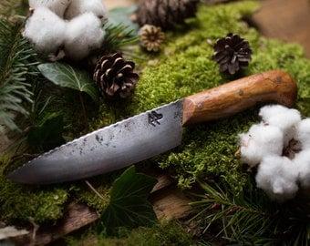 Dague de chasse de coureur des bois 1850