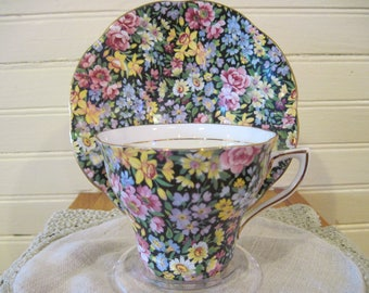 Rosina English Bone China Tea Cup - Item #1441