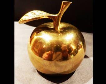 Apple Bell - Brass