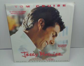 Jerry Maguire Laserdisc