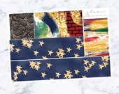 PRE-SALE! Lumos Full Washi Add On (Glam Planner Stickers for Erin Condren Life Planner)