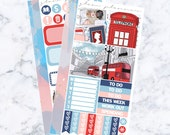 PRE-SALE! Royal Wishes Bitty Kit (Glam Planner Stickers for Erin Condren Life Planner)
