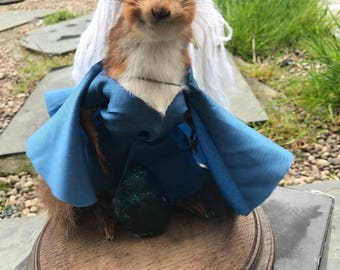 Game of Thrones Danaerys Taxidermy Squirrel