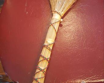 Large altar broom