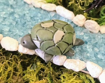 Miniature Green Turtle