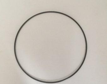 Black Diamond circle. 15cm