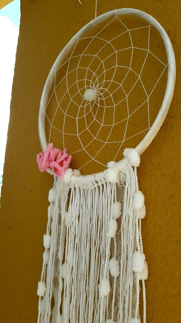 boho dreamcatcher, dream catcher, Wall hanging dreamcatcher, wedding ...