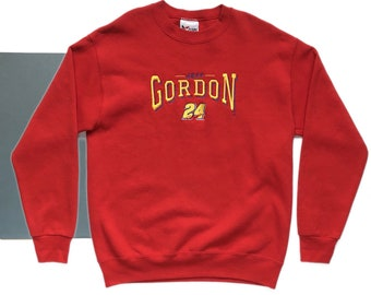 Vintage Jeff Gordon Crewneck Sweater