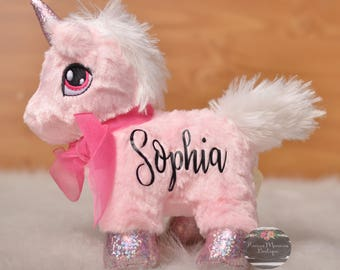 Sale Personalized unicorn
