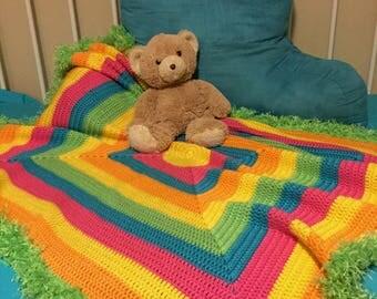 Handmade, Unique Blanket
