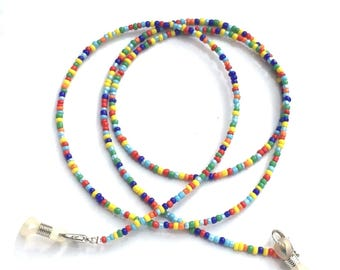 Glasses chain Beaded Neck Lanyard Cord Chain Strap For Spectacles Sunglasses