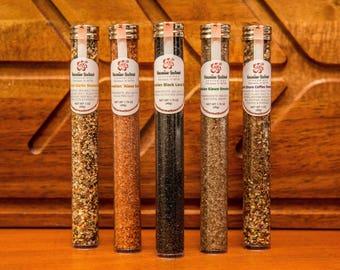 Hawaiian Salt & Seasoning Sampler Set