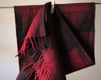 Scarf 100% cashmere scarf Vintage Cashmere Scarf