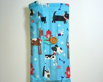 Awesome Pencil Roll-Up Case for Boys.